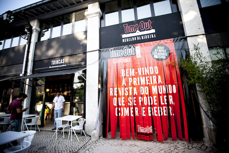 Time Out's Mercado Da Ribeira