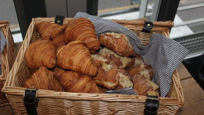 Croissants for men and women