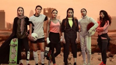 Nike represent variety within underrepresented groups breaking stereotypes across the board