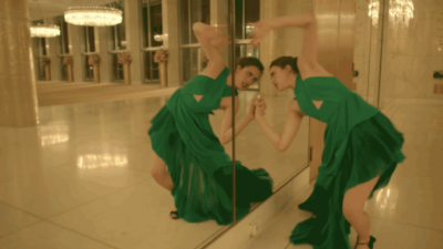 Spike Jonze for Kenzo reframes feminine strength through rebellious dance
