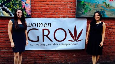 Women Grow empowers women to rise to leadership positions in the industry
