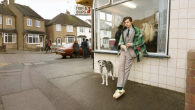Gucci SS18, featuring Harry Styles