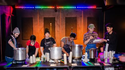 Breaking boundaries and redefining pleasure in every dish on Queer Soup Night.